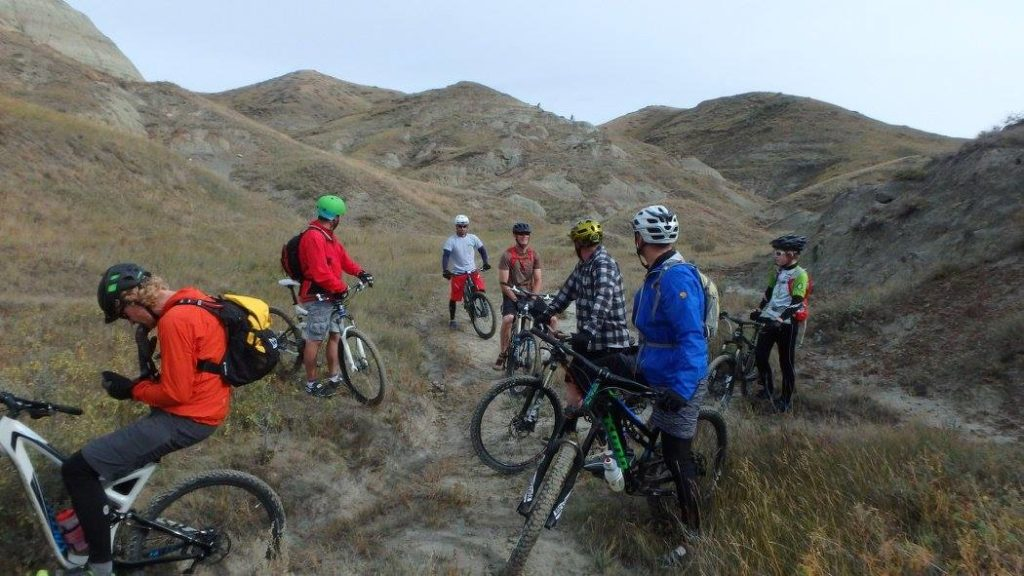 Mountain Bike Group Ride Fort Whoop up @ Fort Whoop up